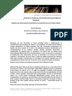 Ciencia y Conocimiento en La Teoría de Los Sistemas Sociales de Niklas Luhmann