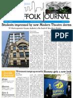The Suffolk Journal 9/22/2010