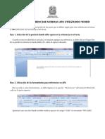 3_Guía Para Referenciar Normas APA Utilizando Microsoft Word
