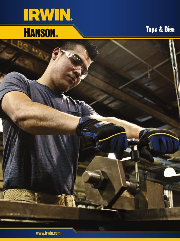 8018 IRWIN Hanson Fractional Plug Tap Size 6-32 NC Industrial Tool Repair NEW