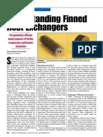 CHE Sep 2013 EngPractice - Finned Heat Exchanger