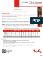 DuraLife FPLP-CI US Specifications Sheet