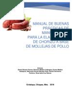 Manual de BPM de Proyecto Chorimilleja