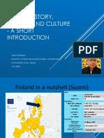 Finnish History Society Culture Vesa Ryhänen (1)