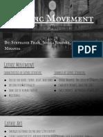 gothic movement