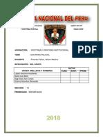 Monografia Doctrina Policial