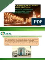 6. Planeamiento de Distribucion Para El Crecimiento de La Demanda en AQP