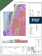 Plancha Geológica 262 Genova
