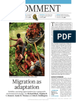 Migration as Adaptation