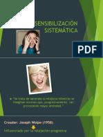 Desensibilización Sistemática Expo