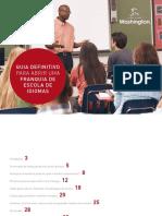 Guia Definitivo Para Abrir Uma Franquia de Escola de Idiomas