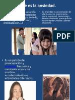 36146689 Que Es La Ansiedad Ppt