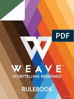 Weave Rulebook 2018 1