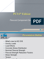PCI 6th Edition - Flexural Component Design