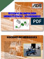 Sistemas Impulsión Hidrostáticos