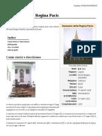 Santuario Della Regina Pacis