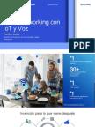 Mesh Networking Con IoT y Voz- Qualcomm