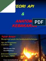 1. Anatomi Kebakaran Dan Teori API