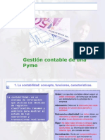 Gestion contable Pyme