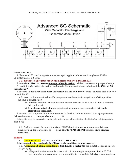 Circuito Motor Bedini : Bedini project ssg capacitor computer engineering