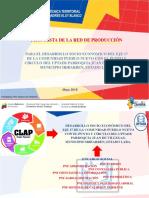 Propuesta Red de Producción UPTAEB