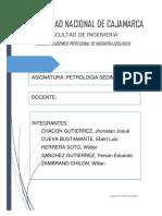 Informe de Sedimentariaff