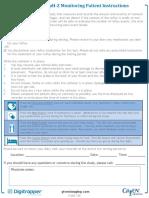Digitrapper Ph-Z Paciente Instrucciones