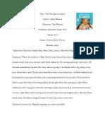 book summary