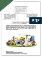Maquinarias y Equipos de Construcción