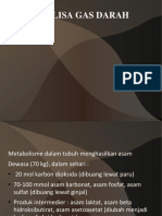 5.20 Analisa Gas Darah