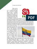 Que Viva Colombia Hijueputas