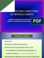 Clase 3 Seleccic3b3n Para Caracteres de Herencia Simple