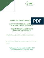 Estudios Autofinanciados