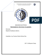 MAQUINAS ELECTRICAS TAREA GENERADORES SINCRONOS EN PARALELO.docx
