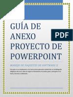 Temas Proyecto Power Point