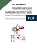 Etnias de La Amazonía Peruana