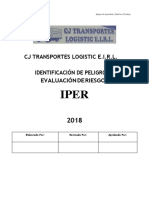 Iper-cj Transportes Logistic