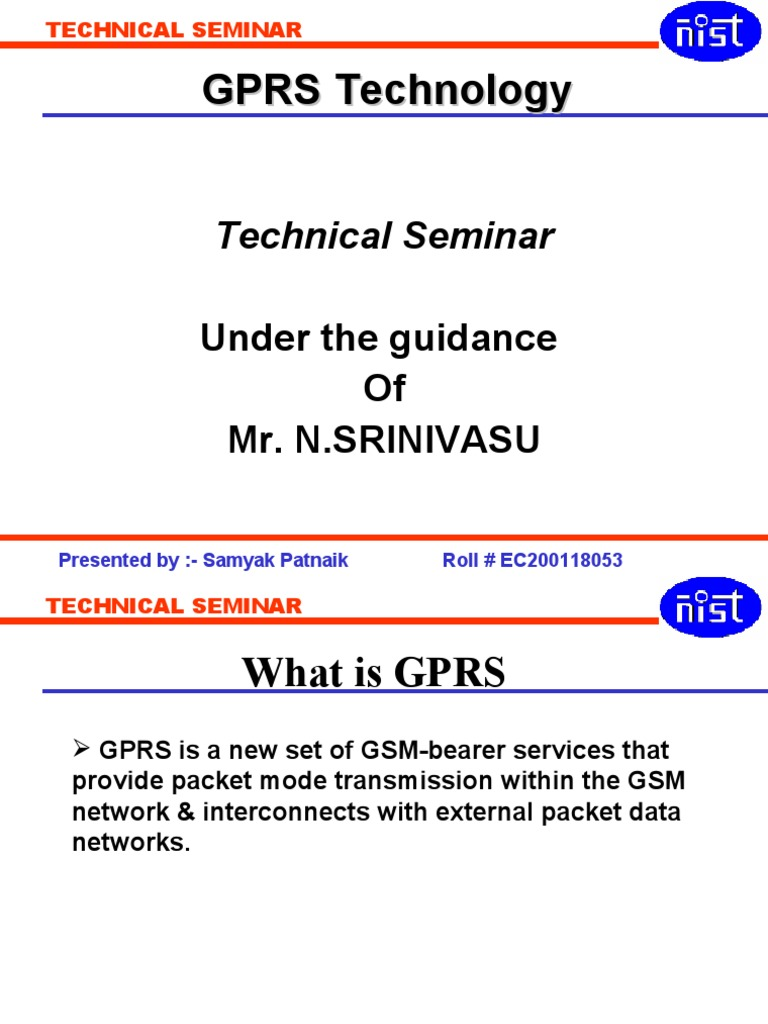 What is GPRS 11