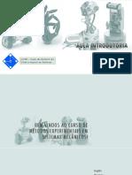 01 Introdução a Sistemas de Medição
