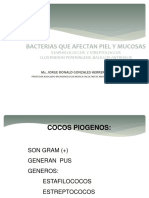 Bacterias de La Piel Enfermeria 2018