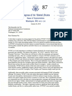 Congressman Hal Rogers' Letter of Support to FCC