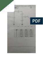 Ejercicio Metodo de La Compatibilidad analisis estructural