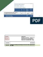 P-0019 ARASI - Montaje de Chutes Para Descarga de Tolva de Finos - Proy Jessica