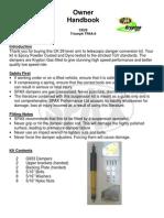 SPAX Owner Handbook CK29