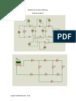Análisis de Circuitos Eléctricos