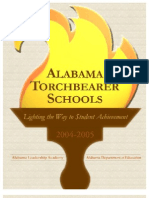 Alabama Torchbearer Schools--Cited by Tony Thacker