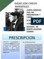 3-UNIVERSIDAD-JOSE-CARLOS-MARIATEGUI-PRESCRIPCION-Y-CADUCIDAD-primera-unidad.odp