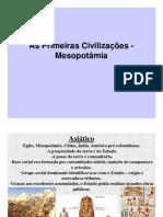 20140306 091001histria a Aula 02 a Civilizao Mesopotmica Modo de Compatibilidade