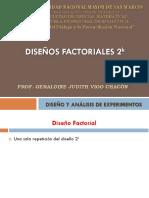 Diseños fact