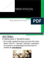 Doctrina Policial 1